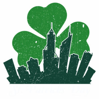St Pat's Perth Tee Design