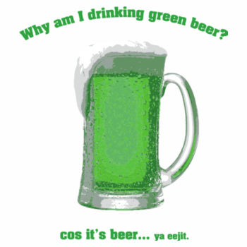 Green Beer Design