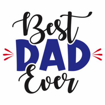 Best Dad Ever Design