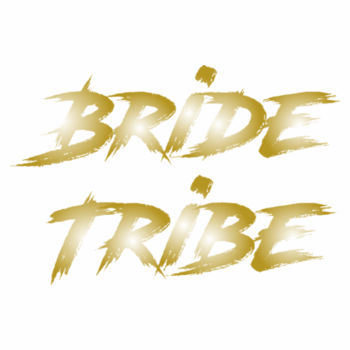 Bride Tribe with Nickname Design