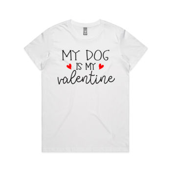 My Dog is my Valentine  Thumbnail